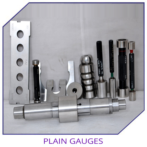 plain gauges