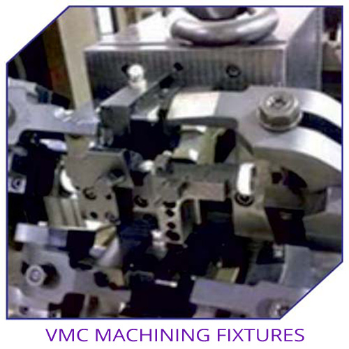 VMC Machining Fixtures